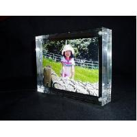 Buy cheap Beautiful Shape Clear Acrylic Picture Frames With Reasonable Price product