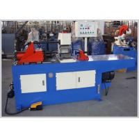 Buy cheap Single Head Exhaust Pipe Forming Machine , Gd60 Tube End Forming Equipment product