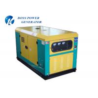 China Auto Start Cummins Diesel Generator Low Fuel Consumption Strong Reliability With ATS on sale