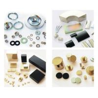 China Permanent Magnet Sintered Ndfeb Magnet on sale