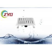 Buy cheap CE Bathroom Floor Drain Corrosion / Acid Resistance 201 / 304 SS Material from wholesalers