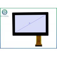 Buy cheap PCAP Projected Capacitive 7 Inch Industrial Touch Screen With USB Interface product