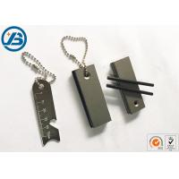 Buy cheap Multifunction Emergency 2 In 1 Mag Bar Fire Starter 5.5 x 3 x 0.2 Inches product