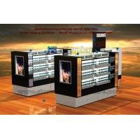 China Sunglasses display Cabinets in fashion design with glass shelf  for Eyeglass store display fixture on sale