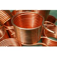Buy cheap H70 Cutting Air Conditioner Copper Pipe C1220 Light Weight With Drilling product