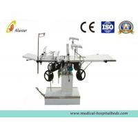 Buy cheap Stainless Steel Hydraulic Operating Room Tables,Medical Obstetric Delivery Table (ALS-OB114) product