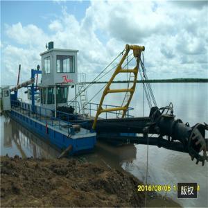 Buy cheap 20 Inch Sand Mining Dredger 18m Dredge Gold Mining Equipment product