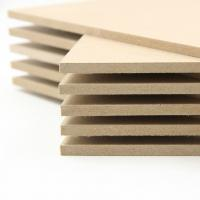 Buy cheap Furniture 25mm MDF Sheet 1200x2400mm , Eco Friendly Melamine Faced MDF Board product