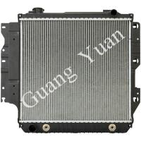 Buy cheap High Strength Core Chrysler Car Radiator For Jeep Wrangle DPI 2101 1015 1682 OEM 52080181 product