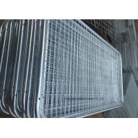 Buy cheap 1.2M Height I Stay Farm Mesh Fencing Gate with 5mm Wire Diameter For Livestock product