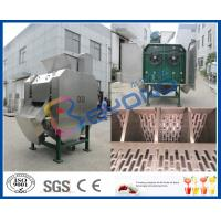 China Fruit And Vegetable Washer Fruit Processing Equipment For Cleaning / Washing on sale