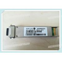 Buy cheap Alcatel - Lucent 3HE05833CA XFP Optical Transceiver 10GBASE-ZR SMF 1550NM 80KM DDM product