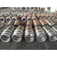 Buy cheap Hot Forged 42CrMo4 4140 1.7225 SCM440 Forged Shaft Step Hollow Shaft  / Gear Blnaks product