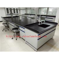 China Where to Get Cheap Quality lab furniture for Anti Strongest Corrosion / Acid / Alkali Wood Lab Benches Furniture ? on sale