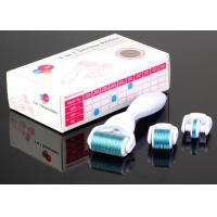 China White Handle Stainless Steel Needles DRS Dermaroller 3 In 1 Roller   Skin care wholesale