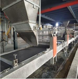 Buy cheap Certificate Sanding MgO Board Production Line And Cement Board Production Line product