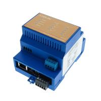 Buy cheap 512 MHz Dimmer Switch Module Din Rail 24 VDC Integrated Lighting Controller Linux System product