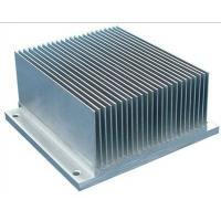 Buy cheap 6061 T6 / T66 Aluminum Heatsink Extrusion Profiles For Cars / Trains Machinery product