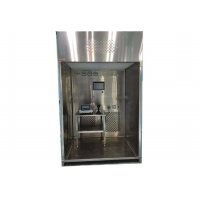Buy cheap CE Certification Negative Pressure Weighing Room / Dispensing booth SUS 304 product