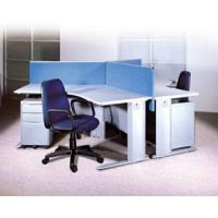 Buy cheap Metal & Wood Office Tables product