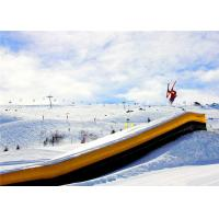 Buy cheap Challenging Extreme Sports Inflatable Freefall Stunt Air Mattress For Skiing Or from wholesalers