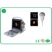 China Handheld 4D Color Doppler Ultrasound Scanner With ITouch 2 USB Ports wholesale