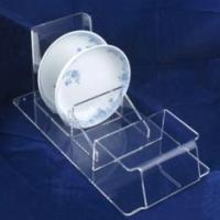 Quality Acrylic Plate Display Stand Acrylic Displays With Popular Shape for sale