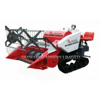 Buy cheap Self-Propelled Full Feeding Type 4lz-1.2 Mini Combine Harvester, product