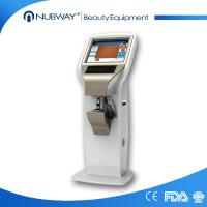 China 2,000,000 pixel Skin analyzer machine digital analysis software polarizing lens wholesale