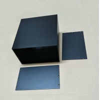 Buy cheap Anodized Extruded Aluminum Enclosure 120x200x220mm product