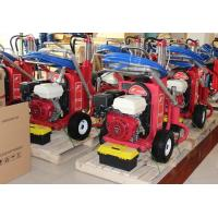 Quality Petrol Engine 13HP Hydraulic Airless Sprayer / Protecting Wall Paint Sprayer for sale