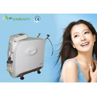 China Beauty Oxygen Jet Peel Machine / Effectively Professional Facial Oxygen Machine wholesale