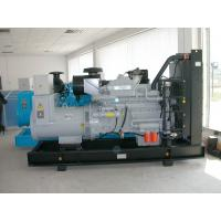 China Soundproof Stamford Diesel Genset , Diesel Generator Set Low Fuel Consumption on sale