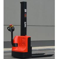 Buy cheap 1T 1.6m  Full Electric Pallet Stacker product