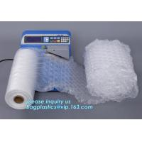 PE durable dunage protective jar air filled pillow, air column pouches air dunnage bag, Waterproof shock-proof, bagease