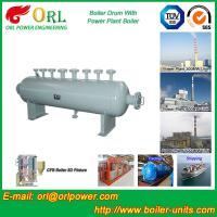 Buy cheap 30 Ton Power Station Boiler Mud Drum Sterilization ORL Power SGS Standard from wholesalers