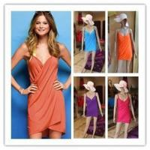 Buy cheap Victoria's Secret Magic Sexy Lady Summer Bathrobes Beach Dress Bathrobe Soft Bathrobe product