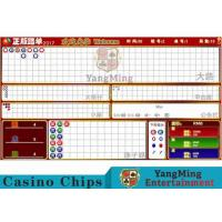 Buy cheap International Standard Roulette Betting System , Casino Roulette System from wholesalers