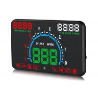 Low Voltage Alarm Screen Car Head Up Display , E350 Hud Auto Power On / Off Android Hud Projector