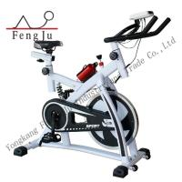 Buy cheap Professional Spin Bike Indoor Cycle With Flywheel Hand Pulse Exercise Bike product