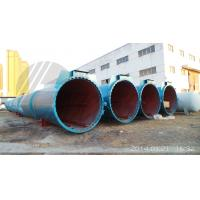 Buy cheap Aluminum Powder Brick AAC Stainless Steel Autoclave Aerated Cement Blocks product