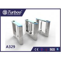 Buy cheap Nine Control Modes Mechanical Swing Gate Turnstile For Government Building product