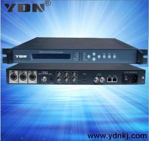 Buy cheap HD-SDI MPEG4AVC/H.264 encoder product