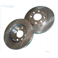 Buy cheap Opel Front Brake Disc Car Brake Pads With Steel 90121445 / 569031 / 569054 / 90008006 product
