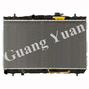 Buy cheap DPI 2387 Auto 2000-2004 Hyundai Sonata Radiator Aluminum Core OEM 25310 2D010 product