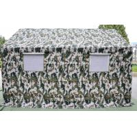 Buy cheap Professional Durable Military Grade Tents / Army Frame Tent With Vinyl Materials product