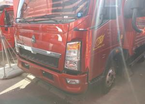 Buy cheap Logistics 5 Tons Light Duty Trucks 6 Wheels 3-7 Ton Capacity ZZ1047C2813C145 from wholesalers