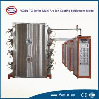 Buy cheap Bath Fitting Vacuum PVD Coating Machine product