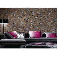 China Italy Style Contemporary Textured Wallpaper 1.06 Meter Modern Home Wallpaper on sale