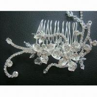 Buy cheap Hair Combs, New Style Everyday, Available in Various Designs and Sizes product